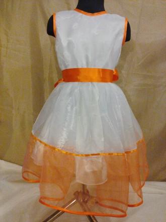 Нарядные платья на девочек р-р 116 рост. Одесса. фото 1