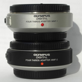 Olympus MMF-1 ; MMF-2. Мариуполь. фото 1