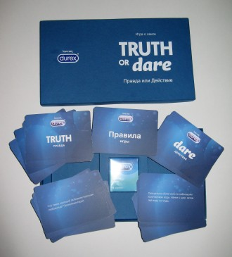 Truth or Dare игра о сексе