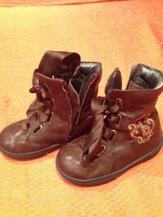 Ботинки CAMPER. Ніжин. фото 1