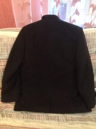 Пальто мужское, осень-весна, состояние нового. Без изъянов и дефектов. Одевалось. Нежин, Черниговская область. фото 7