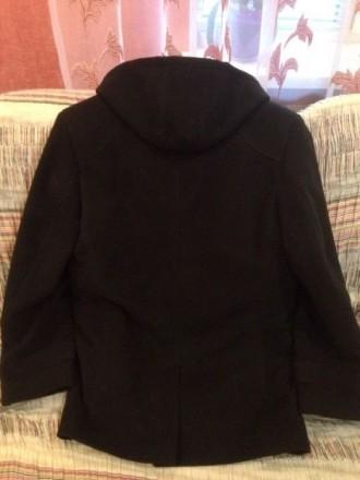 Пальто мужское, осень-весна, состояние нового. Без изъянов и дефектов. Одевалось. Нежин, Черниговская область. фото 8