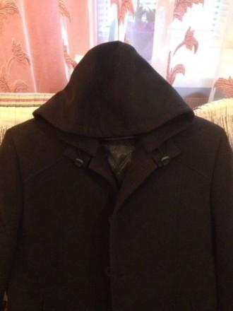Пальто мужское, осень-весна, состояние нового. Без изъянов и дефектов. Одевалось. Нежин, Черниговская область. фото 3