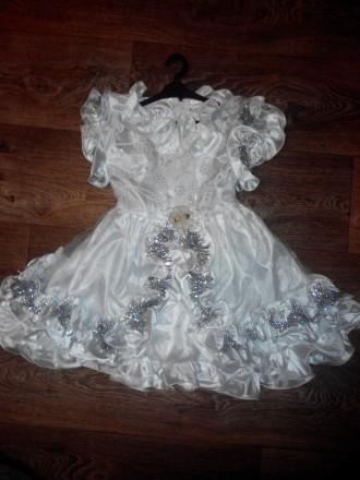 Продам платье для для маленькой принцессы. Лозовая. фото 1