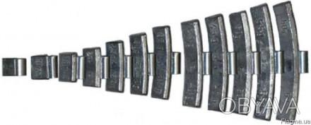 Балансировочные грузики используются в шиномонтаже для устранения дисбаланса кол. Киев, Киевская область. фото 1