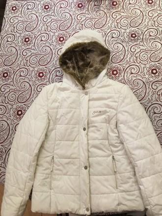 Куртка для девочки р.38. Киев. фото 1