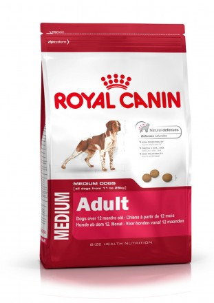 Корм для собак royal canin medium adult 15 кг.. Киев. фото 1
