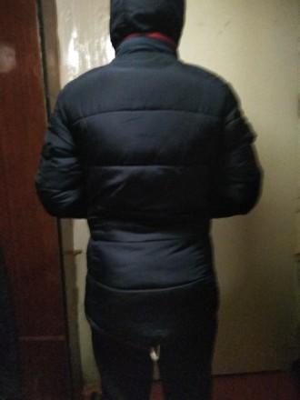 Парка куртка зимняя. Харьков. фото 1