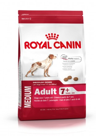 Royal Canin Medium Adult +7 15кг. Киев. фото 1
