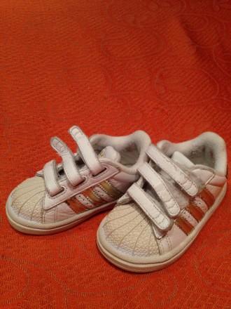 Кроссовки adidas. Нежин. фото 1