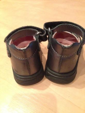 Туфли PANDA, состояние хорошее, есть небольшие потертости на носках. Привезенные. Нежин, Черниговская область. фото 4