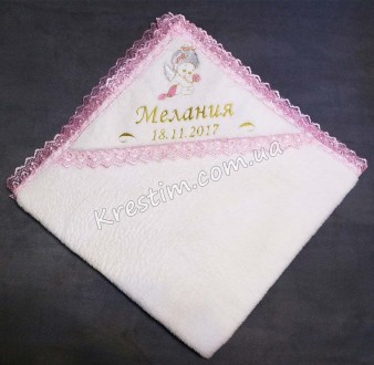 Крыжма для девочки Мелания. Александрия. фото 1