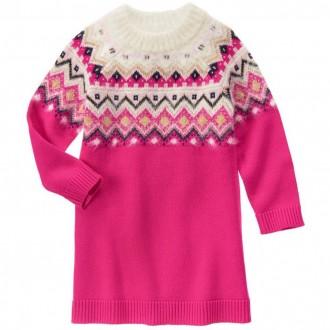 Платье-свитер для девочек от Gymboree (США) возраст 4 года. Луцьк. фото 1