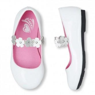 Нарядные туфельки для девочки от Children's Place (США) размер 24. Луцьк. фото 1