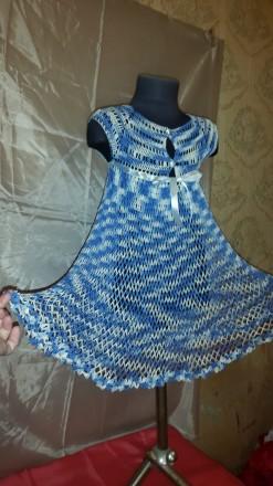Детское платье-сарафан. Одесса. фото 1