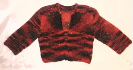 Женское вязанное болеро р-р 44-46. Одесса. фото 1