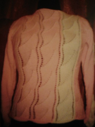 Женский вязанный свитер 44-46 р-р. Одесса. фото 1