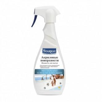 Жидкость для мытья акриловых поверхностей Starwax. Киев. фото 1