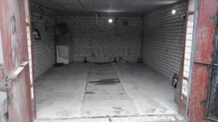 М. Святошин. Продам капитальный гараж 54 м. кв. в ГСК