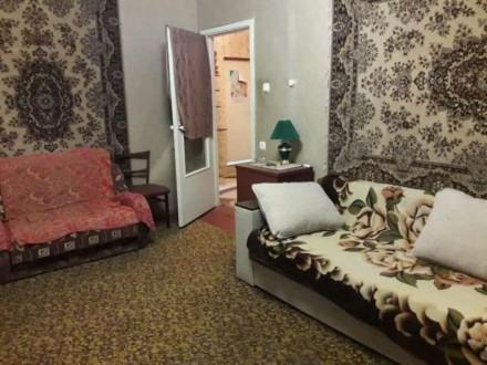 Сдам комнату в 3 х комнатной квартире м. Г. Труда. Харків. фото 1
