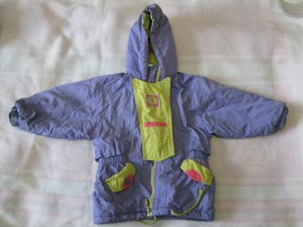 Куртка демисезонная 2-3 года 97 см. Черкассы. фото 1