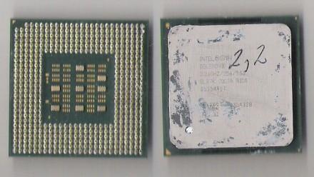 Остатки былой роскоши! Продам недорого процессор SOCKET 478 2,26 GHZ (2260 MHZ). Одесса. фото 1