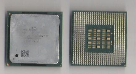 Остатки былой роскоши! Продам недорого процессор SOCKET 478 2,53 GHZ (2530 MHZ). Одесса. фото 1