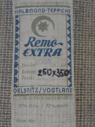"""Продам недорого персидский ковёр красного цвета  """"REMO EXTRA"""", новый. Продам не. Одесса, Одесская область. фото 4"""