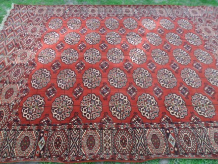 """Продам недорого персидский ковёр красного цвета  """"REMO EXTRA"""", новый. Продам не. Одесса, Одесская область. фото 3"""