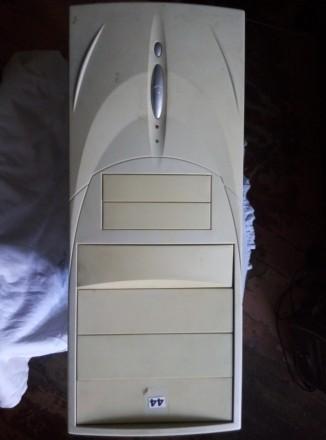 Продам недорого корпус для персонального компьютера (АТХ).. Одесса. фото 1