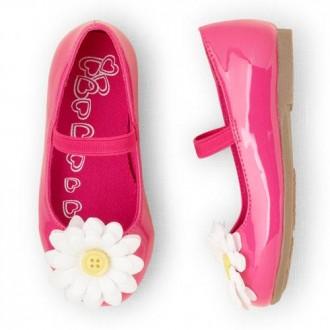 Туфельки для девочки от Children's Place (США) размер 23. Луцк. фото 1