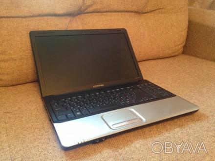 Надежный ноутбук HP Presario CQ61 2ядра состояние нового.
