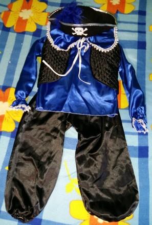 Продам б/у костюм Пирата. Одесса. фото 1