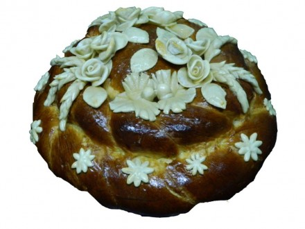 Свадебный хлеб. Киев. фото 1