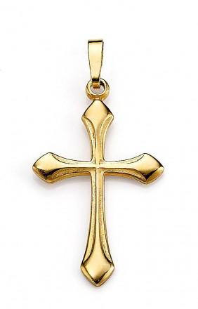 Золотой крестик 333 проба. Днепр. фото 1