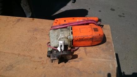Продам электроножницы по металлу ИЭ-5407 У2. Киев. фото 1