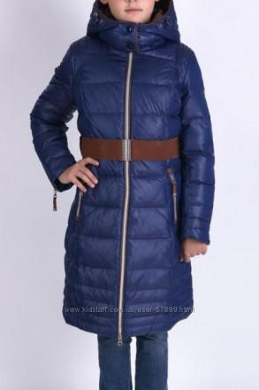 Пуховое пальто Snowimage для девочек-подростков. Чернигов. фото 1