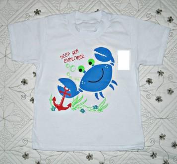"""Стильный комплект """"Крабик"""" для мальчика.  Такой костюмчик отлично подойдет для . Кропивницкий, Кировоградская область. фото 3"""