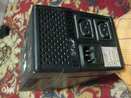 Продам рабочий источник бесперебойного питания Powercom BNT-400A (400 ВА) Muste. Черкассы, Черкасская область. фото 4