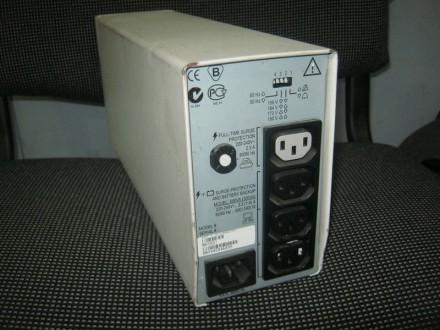 Продам рабочий источник бесперебойного питания Powercom BNT-400A (400 ВА) Muste. Черкассы, Черкасская область. фото 8