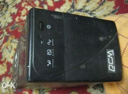 Продам рабочий источник бесперебойного питания Powercom BNT-400A (400 ВА) Muste. Черкассы, Черкасская область. фото 3