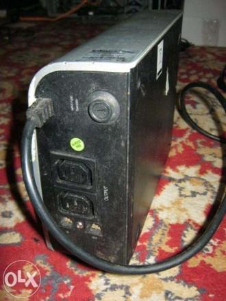 Продам рабочий источник бесперебойного питания Powercom BNT-400A (400 ВА) Muste. Черкассы, Черкасская область. фото 6