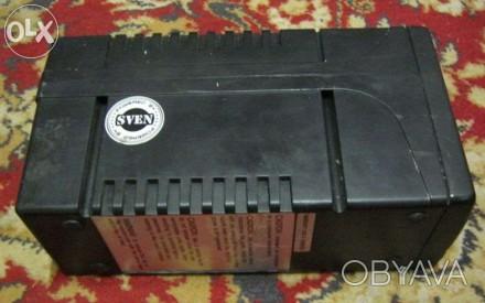 Продам рабочий источник бесперебойного питания Powercom BNT-400A (400 ВА) Muste. Черкассы, Черкасская область. фото 1