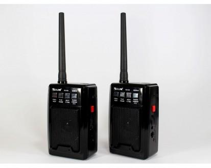 Радио RX D3 + рация в комплекте 2 штуки!. Полтава. фото 1