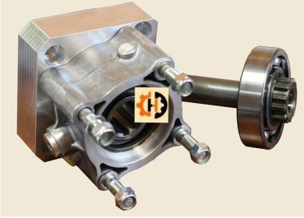 Коробка отбора мощности (КОМ) МАЗ ЯМЗ-239 ISO 280203 BEZARES. Киев. фото 1