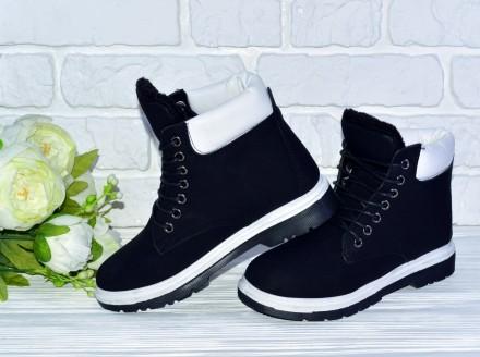 Теплые зимние ботинки от бренда Navigator - прекрасный выбор на зиму. Находясь п. Киев, Киевская область. фото 5