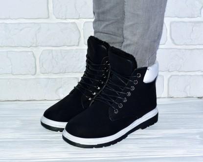 Теплые зимние ботинки от бренда Navigator - прекрасный выбор на зиму. Находясь п. Киев, Киевская область. фото 3