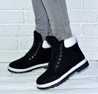 Теплые зимние ботинки от бренда Navigator - прекрасный выбор на зиму. Находясь п. Киев, Киевская область. фото 7