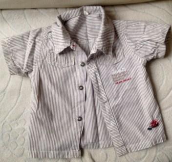 Детская рубашка для мальчика. Одесса. фото 1