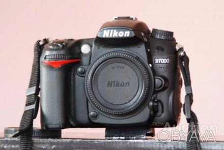 Продам классный фотоаппарат NIKON D7000, состояние нового, обладающий всеми возм. Кропивницкий, Кировоградская область. фото 1
